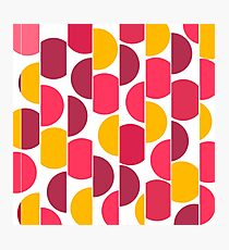 Abstract pattern 14 Photographic Print