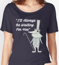 Excalibur, I'll always be waiting for you Women's Relaxed Fit T-Shirt