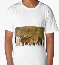 Color Play Long T-Shirt