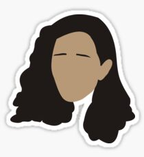 Kaia Nieves, Wayward Sisters, Supernatural sticker Sticker