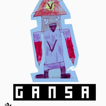 Gansa Jone by sugarnymph