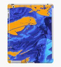 Splash Diving Orange iPad Case/Skin
