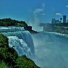 Niagara Falls 1.0 - New York by clarebearhh