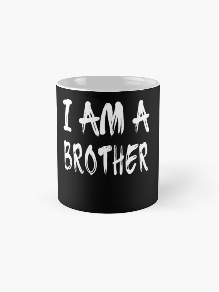 Vista alternativa de Taza I Am A Brother