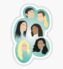 Wayward Sisters, Supernatural Sticker