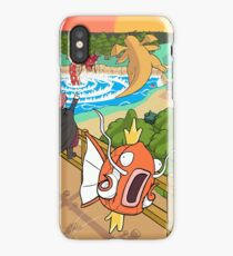 Battle at the Lake of Rage iPhone Case/Skin