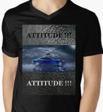 Attitude 020 Men's V-Neck T-Shirt