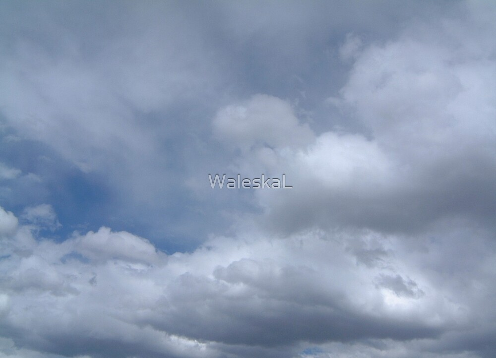Just clouds in the sky by WaleskaL