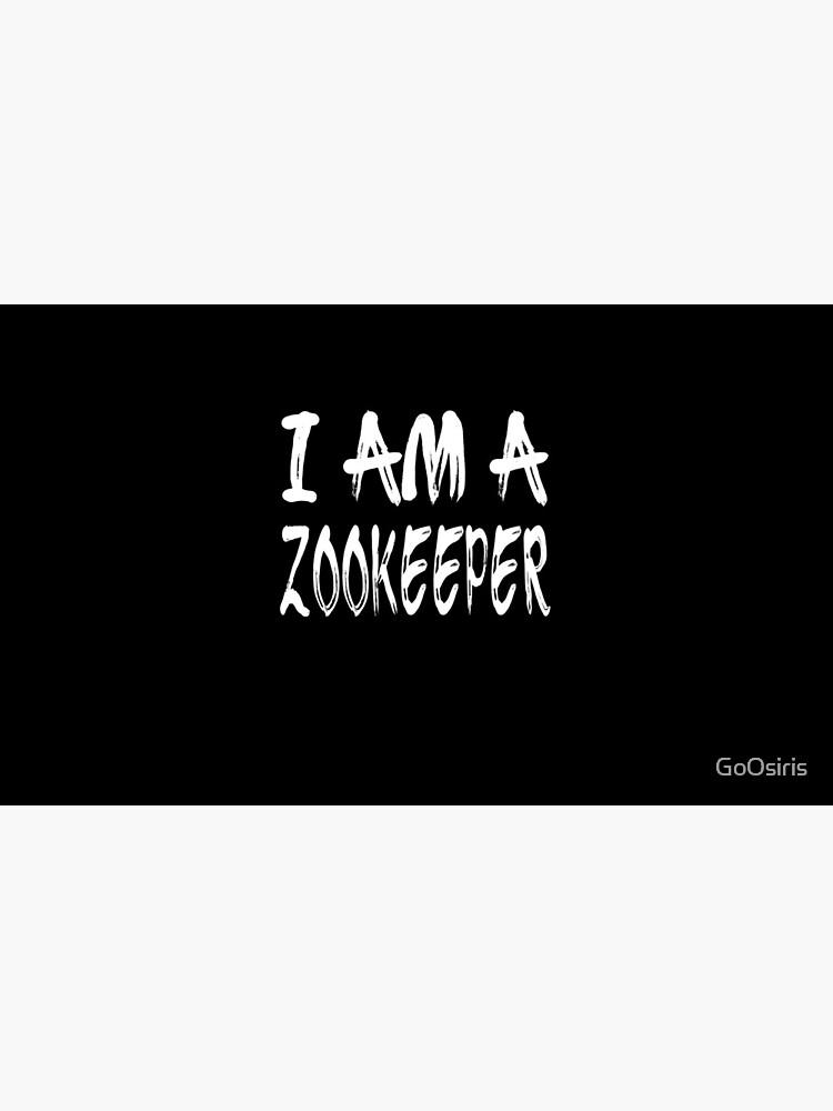 I Am A Zookeeper de GoOsiris