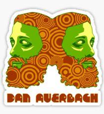 Dan Auerbach Yellow Sticker