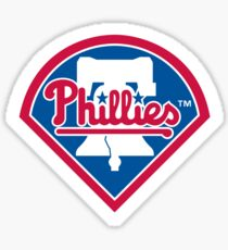 Philadelphia Phillies Logo Sticker