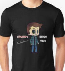 Jensen's 40th Birthday text white Unisex T-Shirt