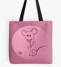 Mouse - Souris - Martin Boisvert Tote bag