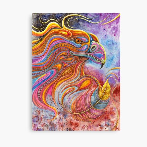 Spirt Eagle Canvas Print