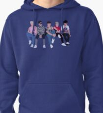 Boyband EP Pullover Hoodie