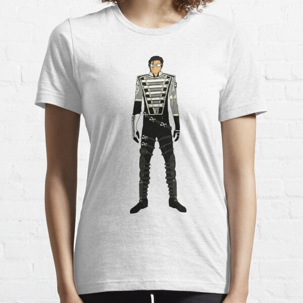 HIStory Promo Military March Jackson Essential T-Shirt
