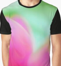 Dreaming Spring Colours #abstract #redbubble #buyart Graphic T-Shirt