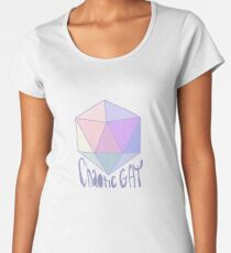 Chaotic Gay Women's Premium T-Shirt