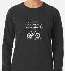 Rebel With a Kickstand Lightweight Sweatshirt