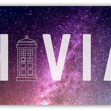 Whovian by yourfangirltv
