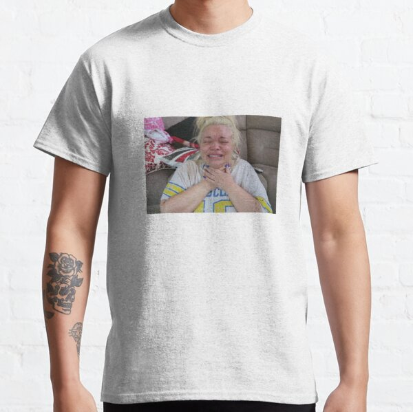 Trisha Paytas Crying Meme Classic T-Shirt