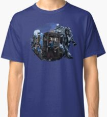 lost to the world of machines Classic T-Shirt