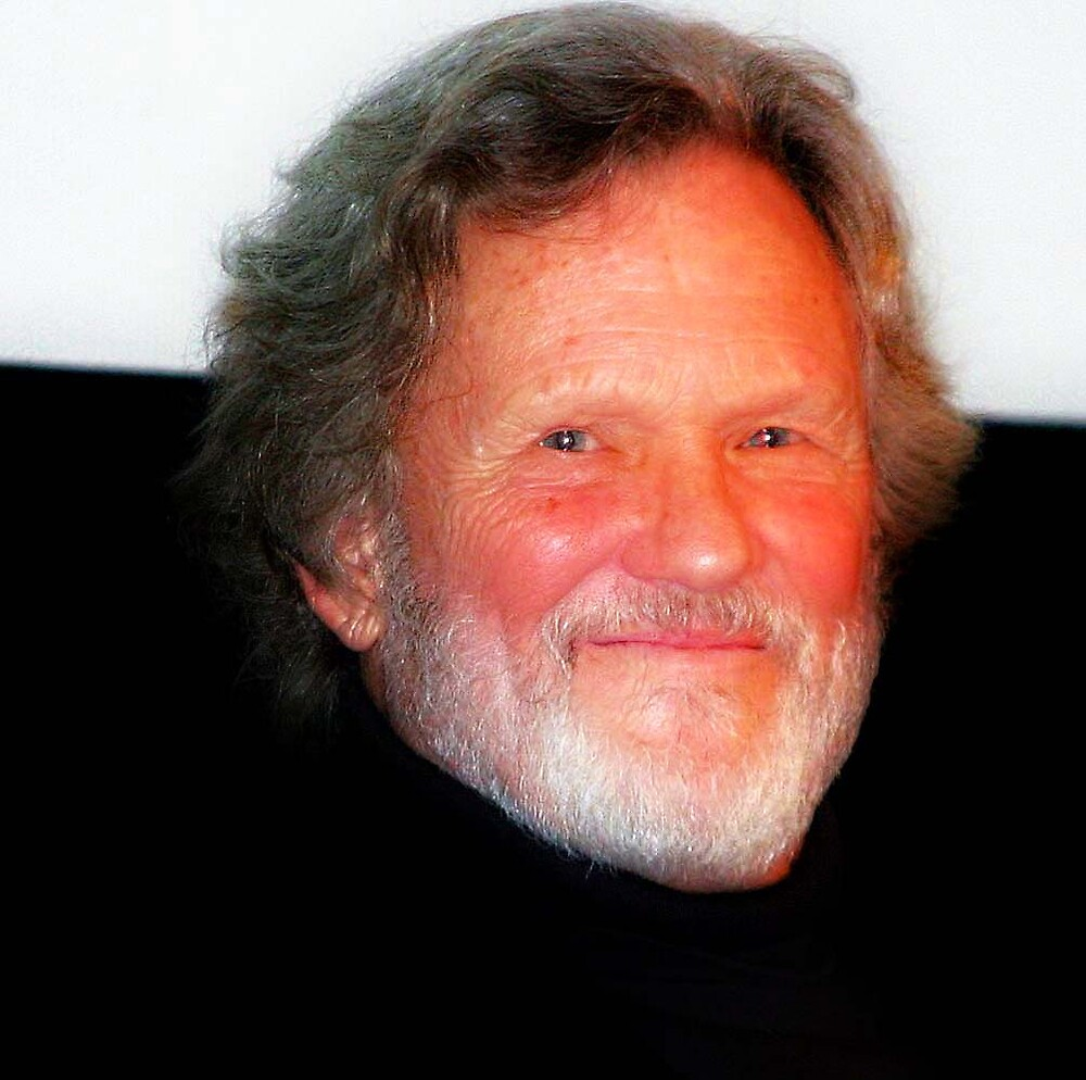 Kris Kristofferson by oneline