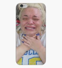 Trisha Paytas Crying Meme iPhone Case