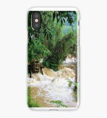 Kuang Si Water Mill - Luang Praban, Laos. iPhone Case/Skin