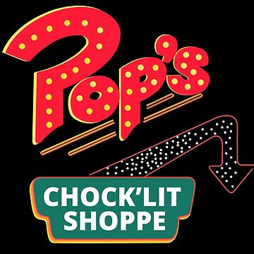 Pop's Chock'Lit Shop by nazeli