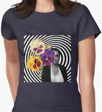 Georgia in Spring Women's Fitted T-Shirt