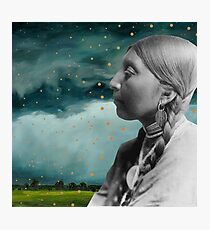 Woman of Worth Photographic Print