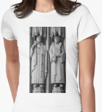 Savonarola And Luther Women's Fitted T-Shirt