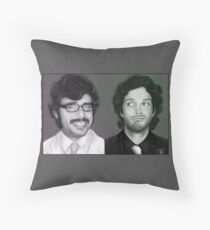 If you're into it. Throw Pillow