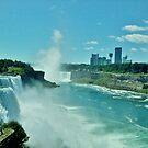 Niagara Falls 3.0 - New York by clarebearhh