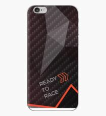Ready to Race fractals iPhone Case