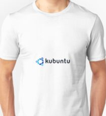 Kubuntu logo Unisex T-Shirt