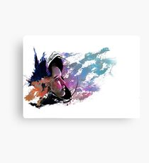 First Woman in space Canvas Print