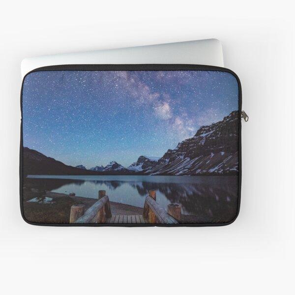 Bridge Under Untroubled Skies Laptop Sleeve