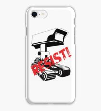 Resist Surveillance iPhone Case/Skin