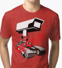 Resist Surveillance Tri-blend T-Shirt