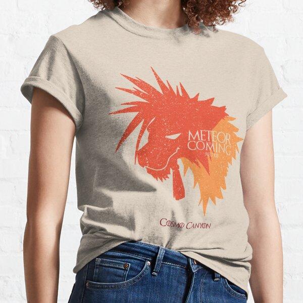 Red XIII METEOR IS COMING Camiseta clásica