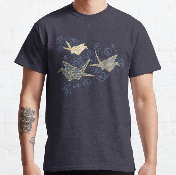 Sadako's Good Luck Cranes Classic T-Shirt