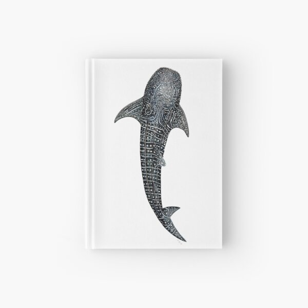 Whale shark for divers, shark lovers and fishermen Hardcover Journal