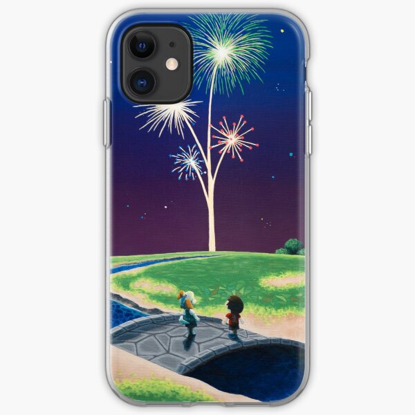 New Year iPhone Soft Case