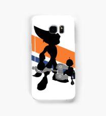 Ratchet & Clank Silhouette Samsung Galaxy Case/Skin