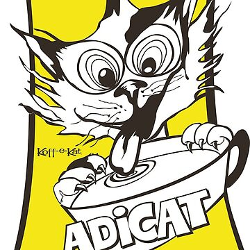 Adicat by Chelledesigns