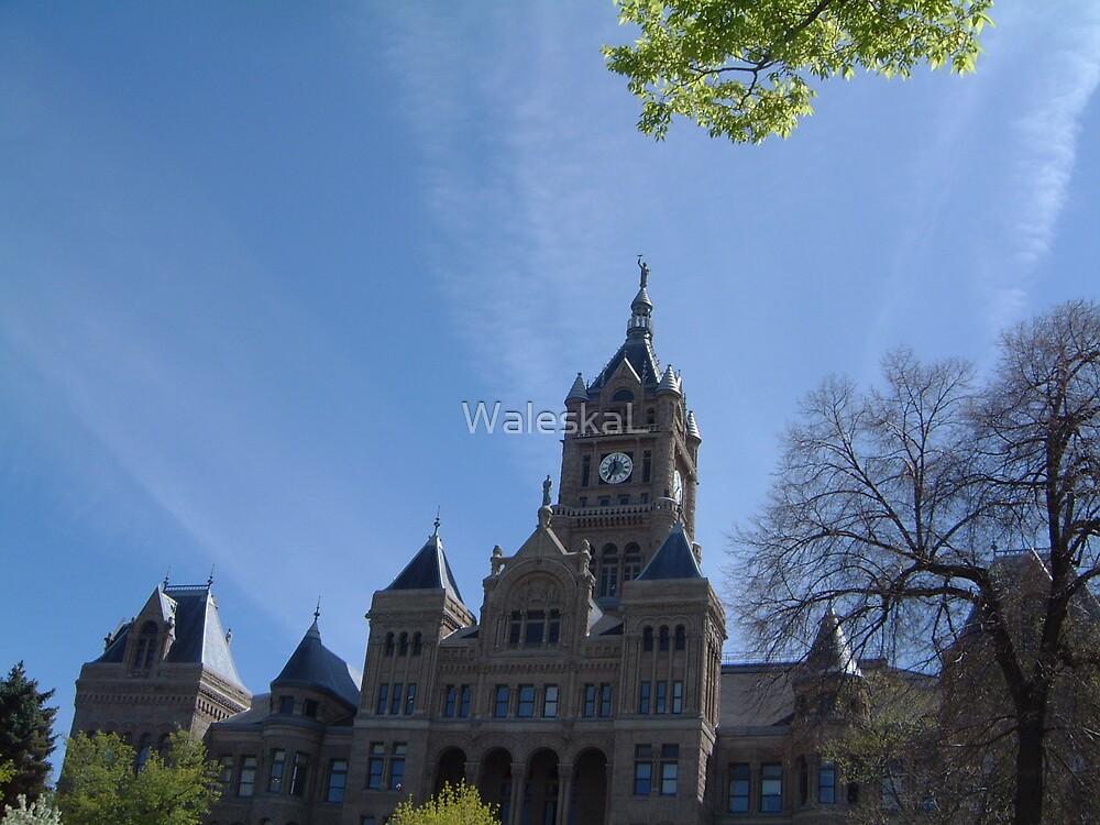 SLC Building Of Commerce & Government by WaleskaL