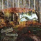 Old Rusty by Glenna Walker