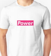 Power Supreme Box Logo Parody Unisex T-Shirt